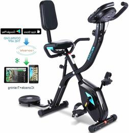 ANCHEER Bicycle Cycling Exercise Bike Folding Fitness Cardio