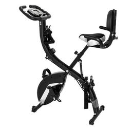 Bicycle Cycling Home Gym Exercise Foldable Upright Recumbent