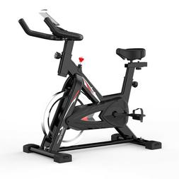 Cycle Indoor Gym Trainer Exercise Stationary Pedal Bike Card