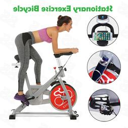 ANCHEER Exercise Bicycle Stationary Trainer Cycling Bike Fly