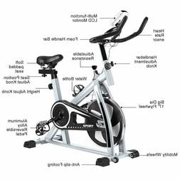 Exercise Bike Home Cycling Workout Trainer Cardio Fitness Bi