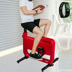 Exercise Bike Indoor Bicycle Fitness 8 Levels Magnetic Syste