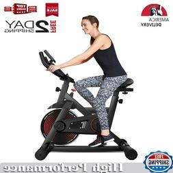 Exercise Bike Stationary Bicycle Indoor Cycling Cardio Fitne