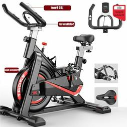 Exercise Bike Home Gym Bicycle Cycling Cardio Fitness Traini