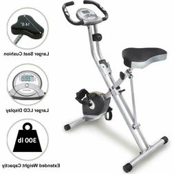 Exerpeutic Folding Heavy Duty 300 Lbs. Weight Capacity Magne