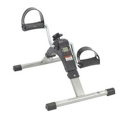 Foldable Design Deluxe Folding Exercise Peddler with Electro