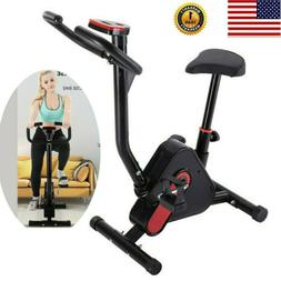 Home Gym Portable Upright Stationary Belt Exercise Fitness B