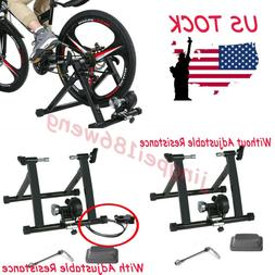 Home Gym Workout Indoor Cycling Stationary Roller Bike Train