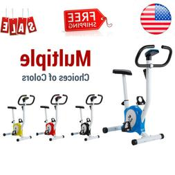 Indoor & Outdoor Stable Upright Exercise Bicycle Adjustable