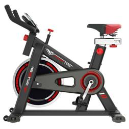 Indoor Exercise Bike Stationary Cycling Bicycle Cardio Fitne