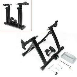 Indoor Exercise Bike Trainer Bicycle Stand Resistance Statio