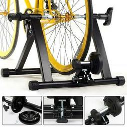Indoor Exercise Magnetic Bike Trainer Stand Resistance Stati