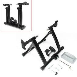 Indoor Bicycle Bike Trainer Exercise Stand 5 levels Magnetic