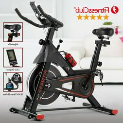 Indoor Stationary Exercise Bike Fitness Cycling Bicycle Auto