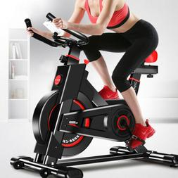 Indoor Stationary Upright Cycling Exercise Bike Chain Drive