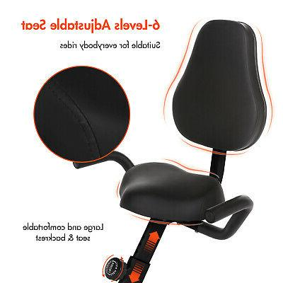 ANCHEER 2 In 1 Indoor Cycling Trainer Slim
