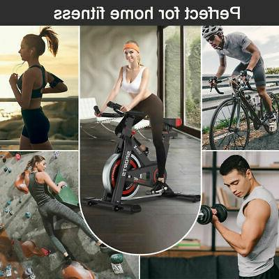 Adjustable Exercise with Flywheel Home Cycling Multipurpose