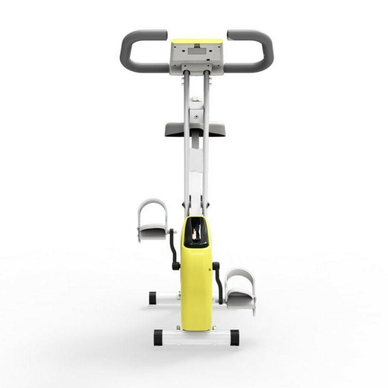 Indoor Cycling Magnetic Upright Exercise