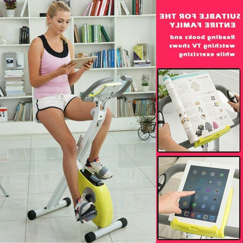Indoor Magnetic Upright Exercise Bike