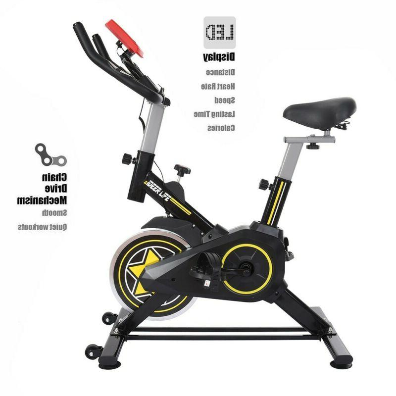 Stationary Fitness Indoor Cycling Cardio Workout