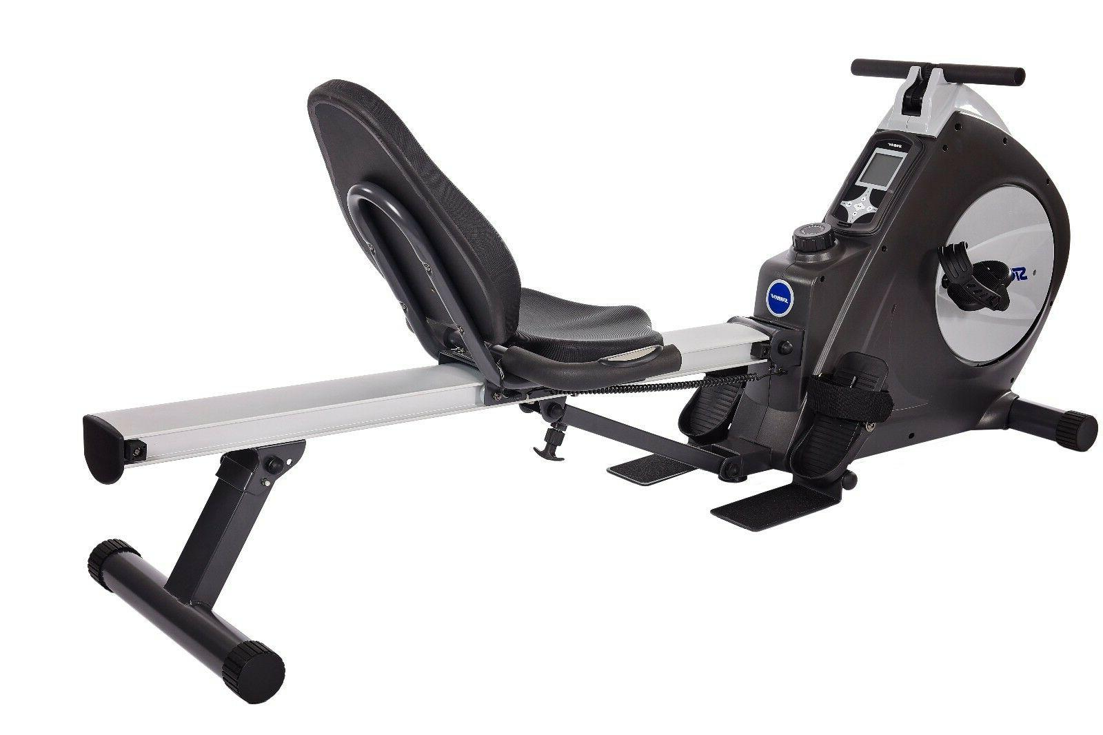 Stamina Conversion II Recumbent Two-for-One Bike/Rower  15-9