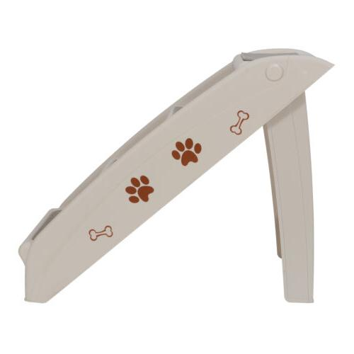 Dog For Smaller Travel Ladder MAX 100 LBs