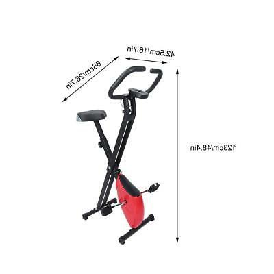Exercise Bike Fitness Cardio Home