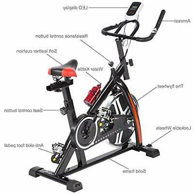 Exercise Health Indoor Bicycle Workout Home