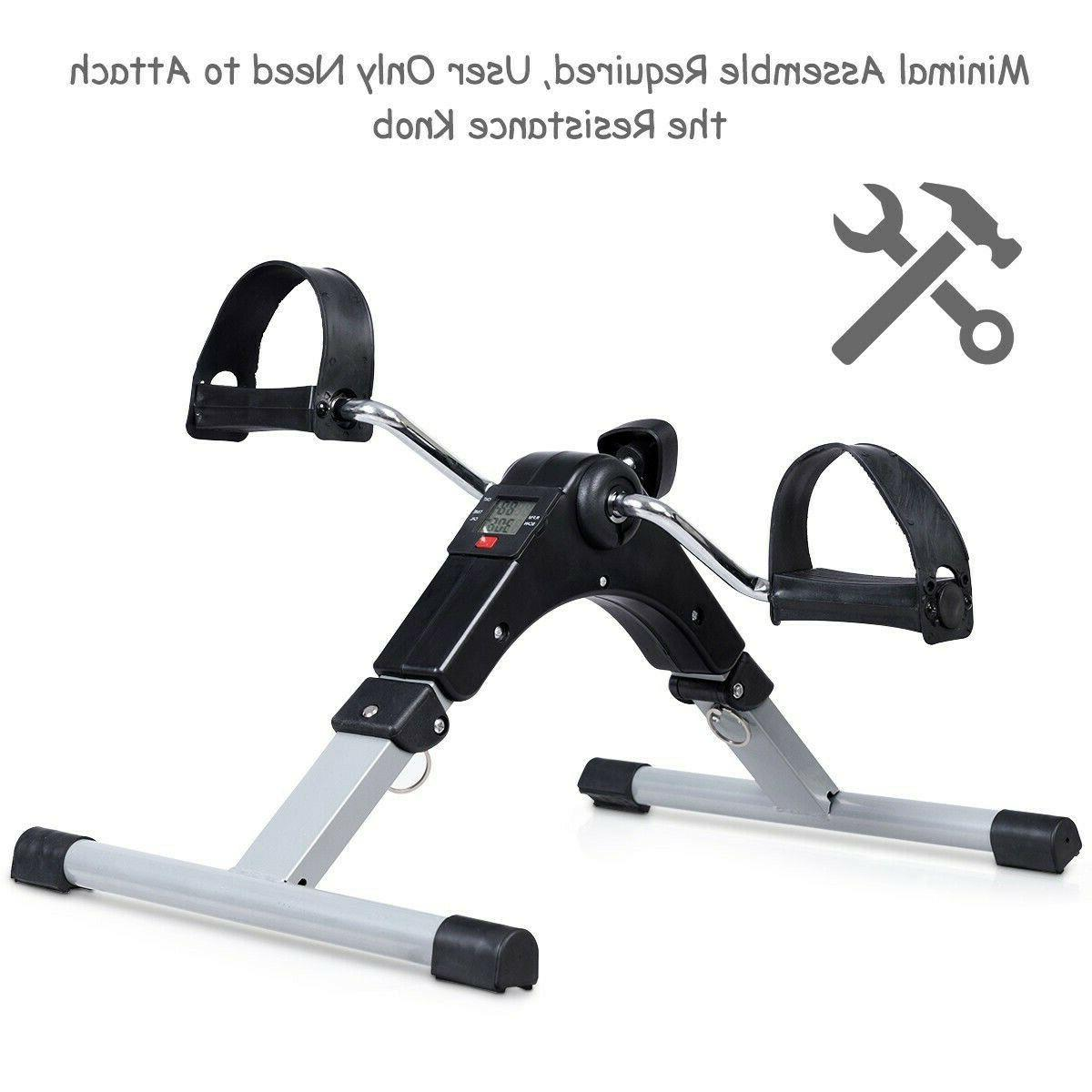 Exercise Bike Stable Durable Construction Display for Arms Legs
