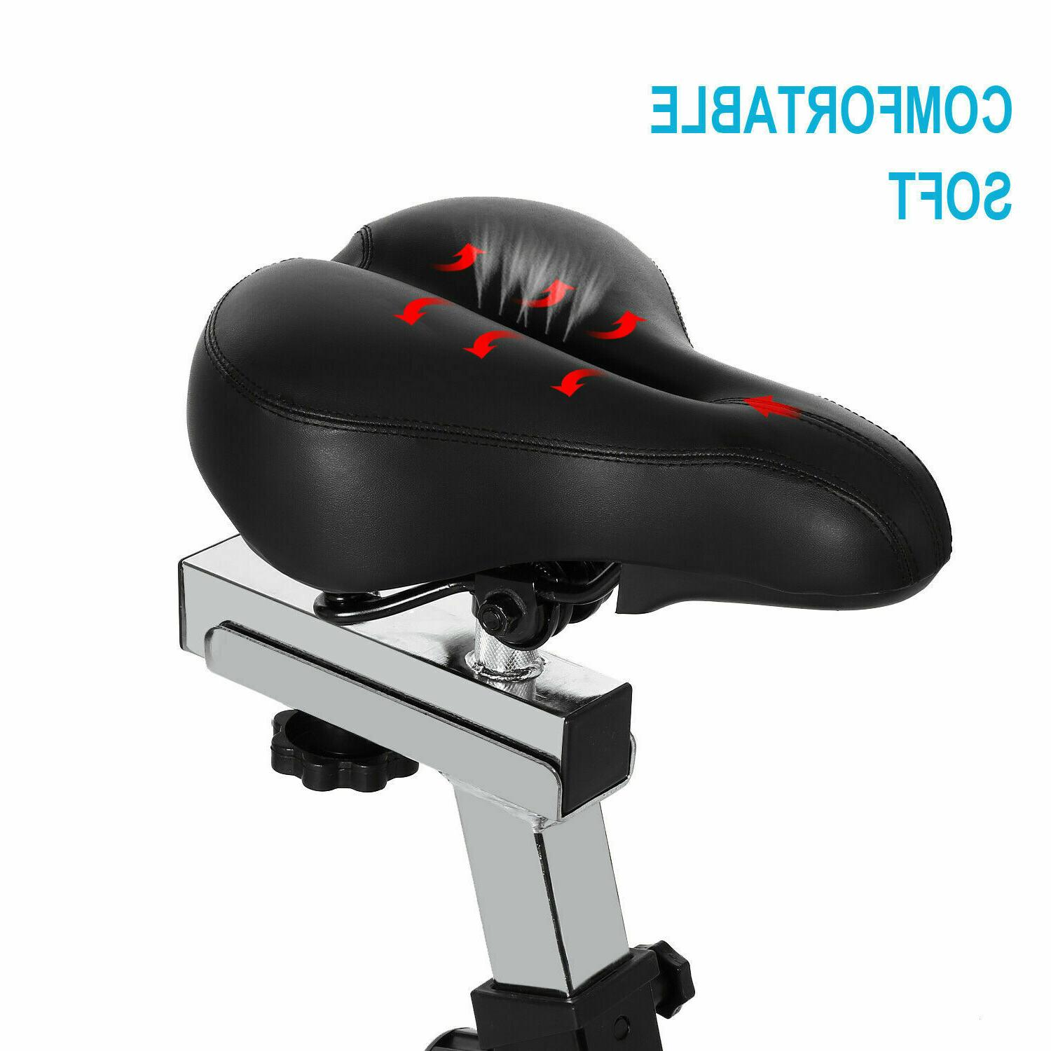 Exercise Bike Stationary Bicycle Indoor Workout &