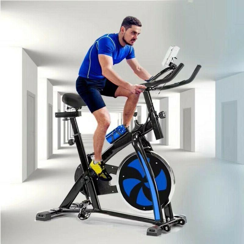 Exercise Stationary Bicycle Fitness Bike Workout