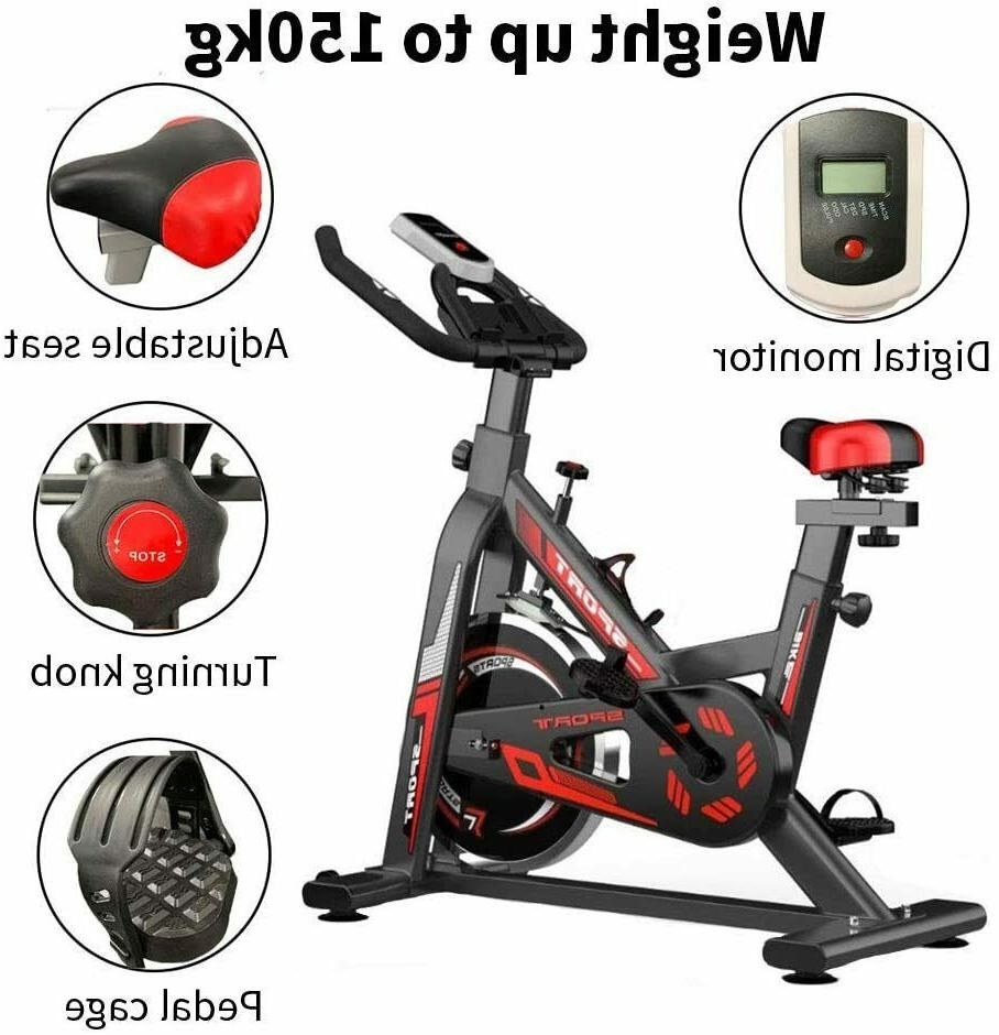 Exercise Stationary Cycling Fitness Workout