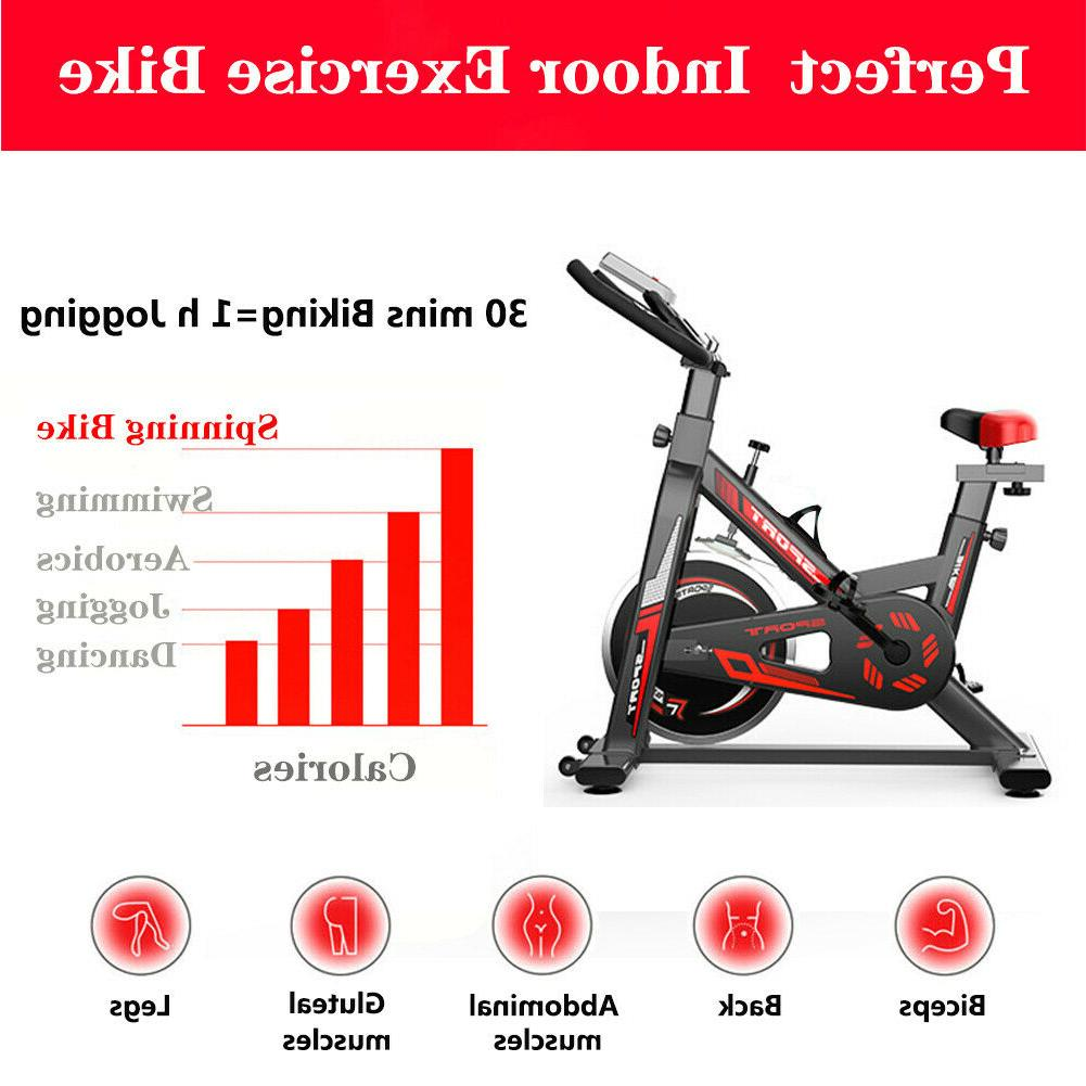 Exercise Stationary Cycling Workout