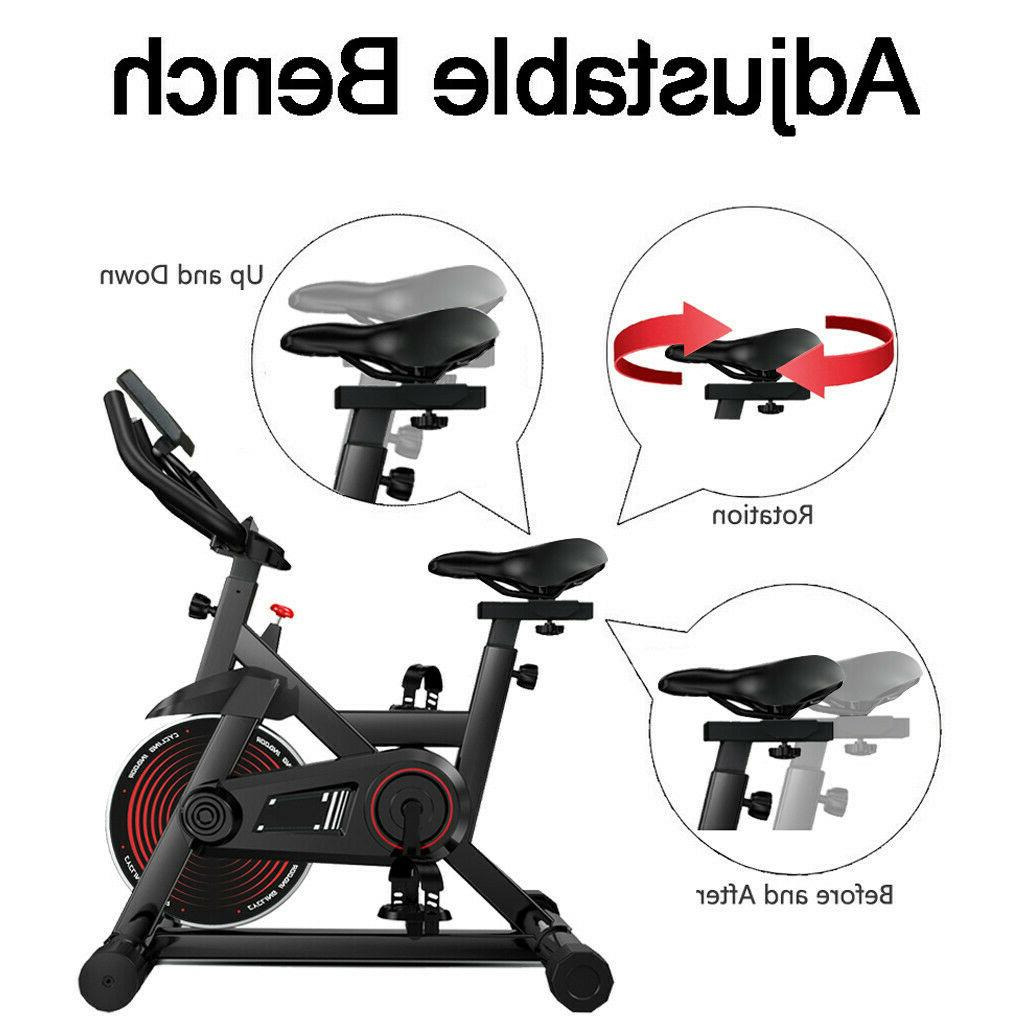Indoor Exercise Gym Fitness Bike Office