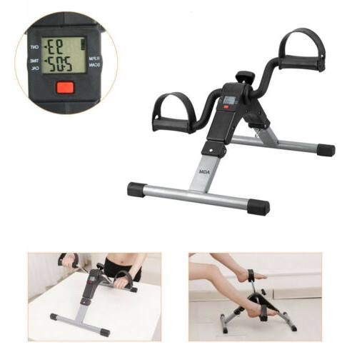 Foldable Cycle Leg Arm Under Desk Fitness Home