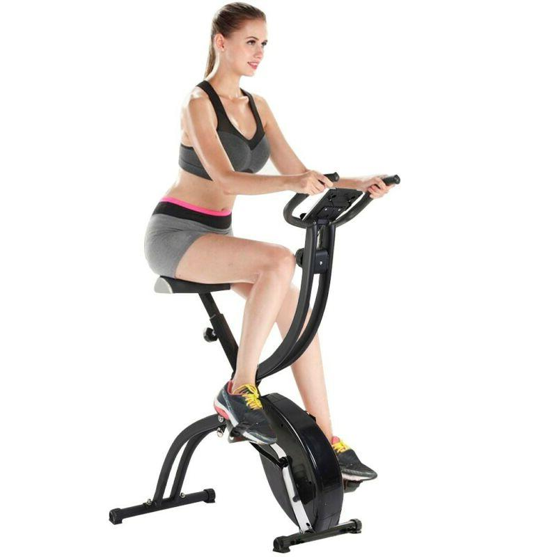 Folding Bike Cycling Home Gym Workout Indoor