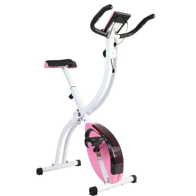 Home Bike Magnetic Indoor Cycling Cardio Workout
