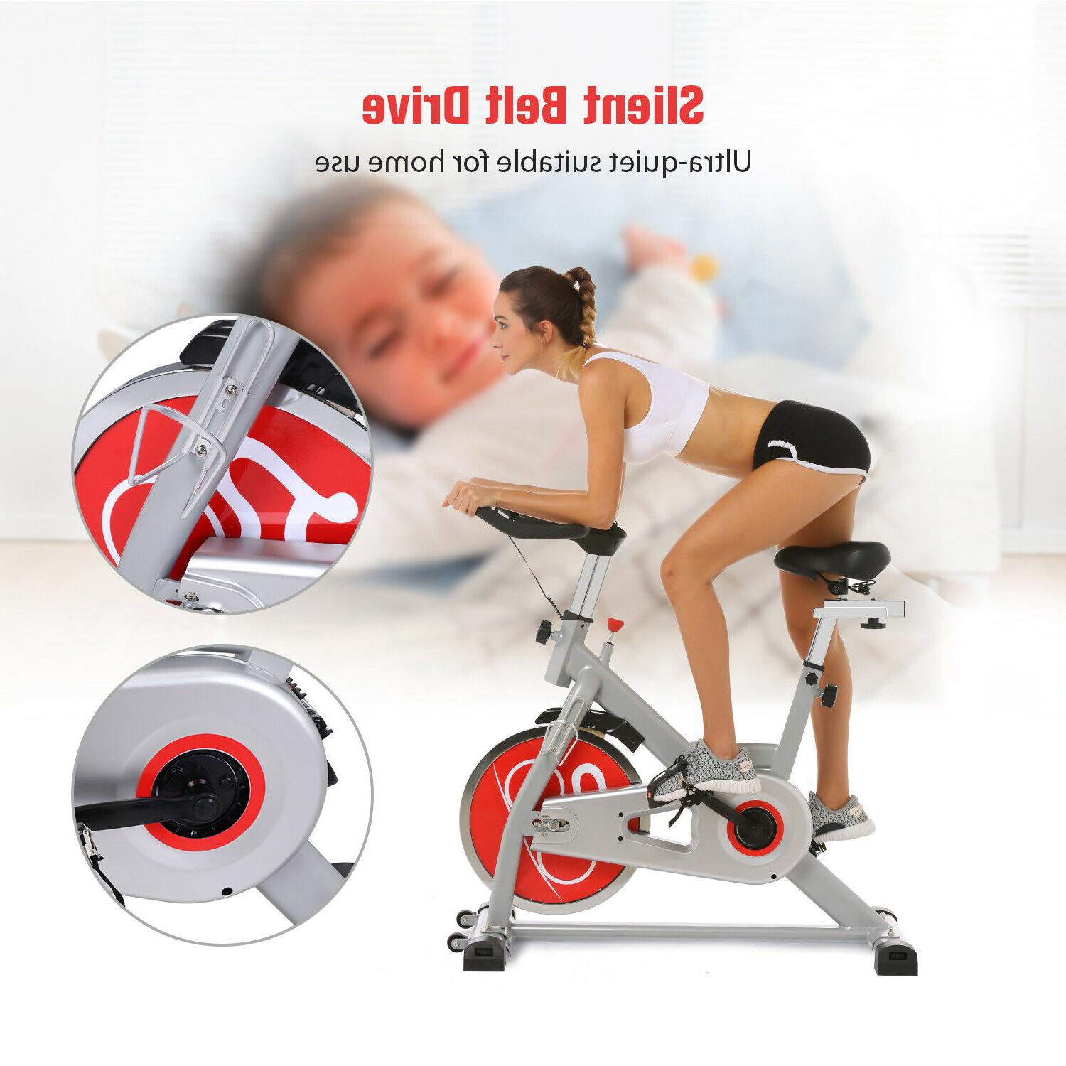 Foldable Stationary Exercise Workout Cycling