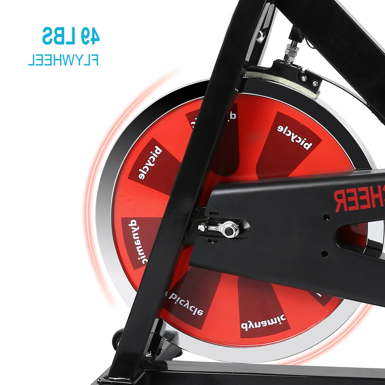 Foldable Upright Exercise Workout Indoor Cycling USA