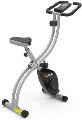 indoor cycling bike folding magnetic upright stationary