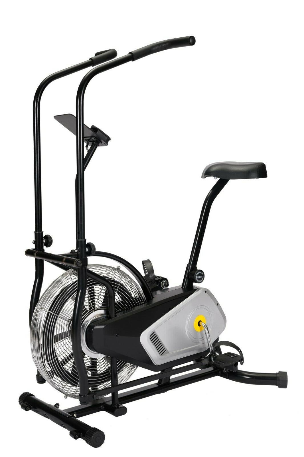 Indoor Exercise Bike Air Cycling Gym Use US