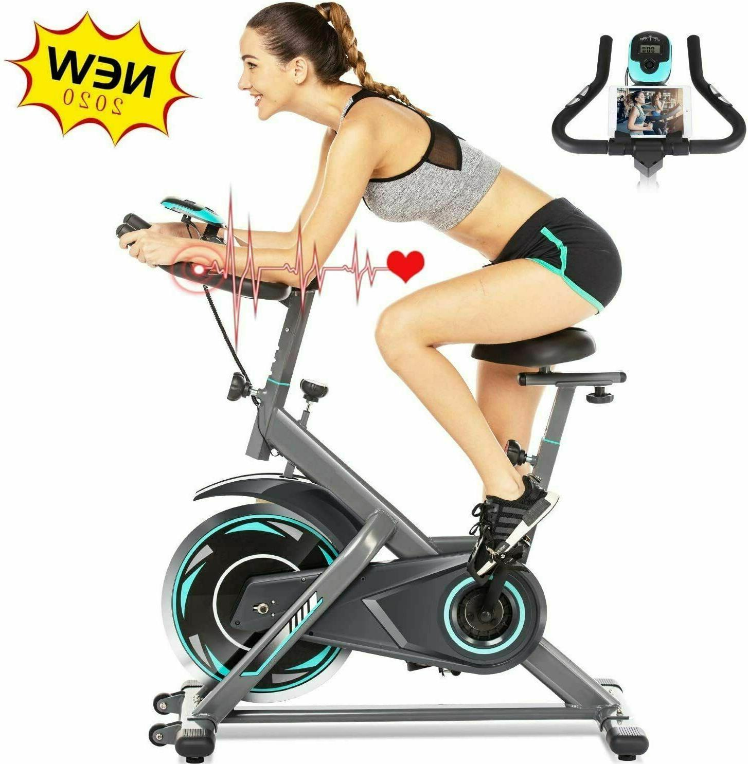 ANCHEER Stationary Cycling Bicycle Cardio