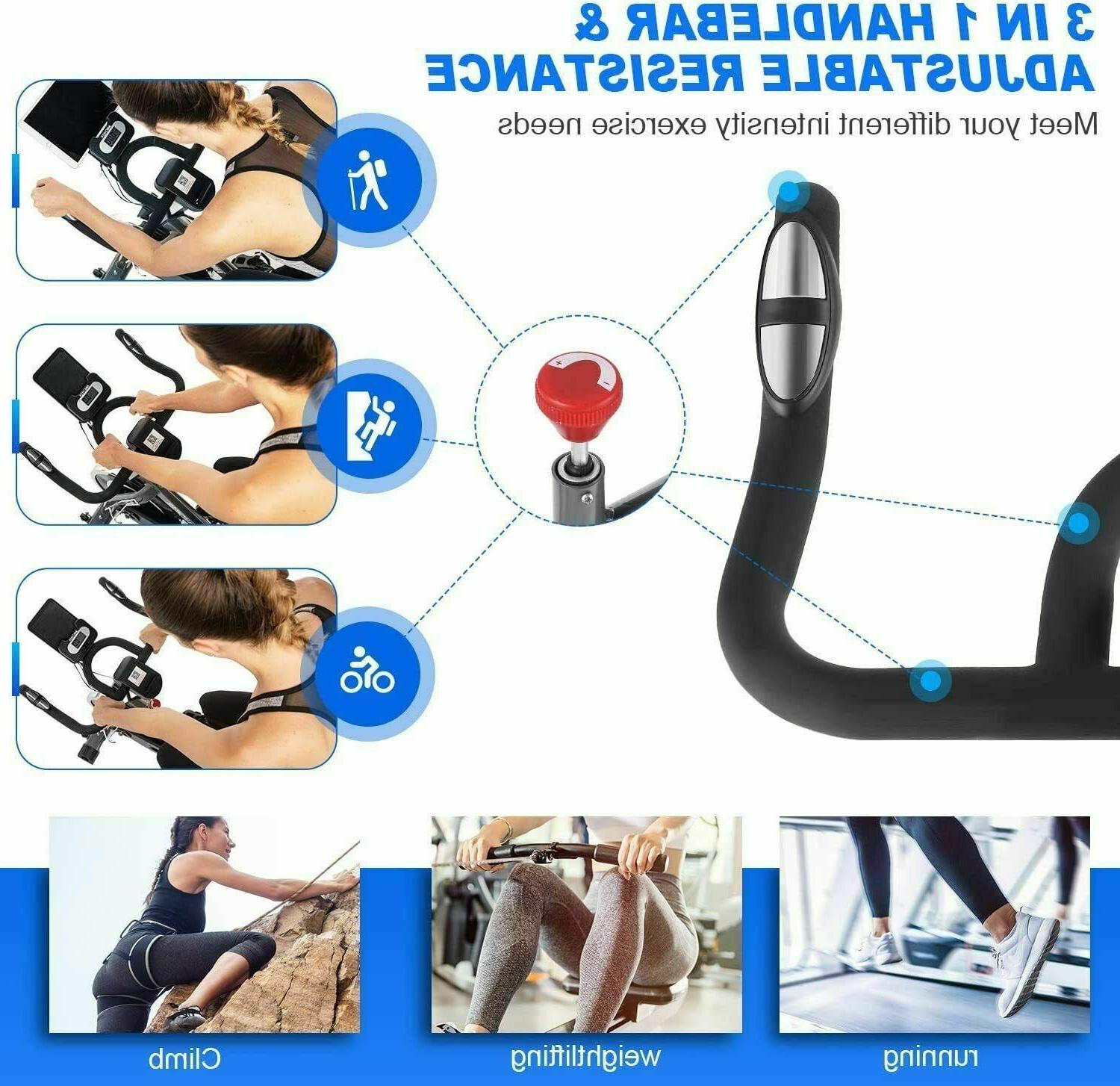 ANCHEER Stationary Bicycle Fitness