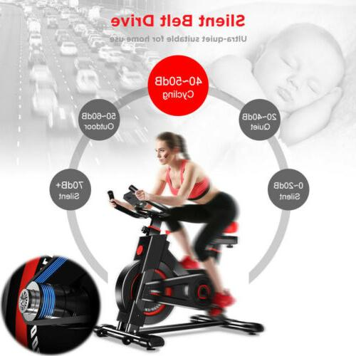 Cycle Indoor Gym Exercise Stationary Pedal Bike Cardio