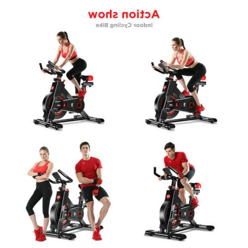 Cycle Indoor Gym Trainer Exercise Stationary Pedal Bike Cardio
