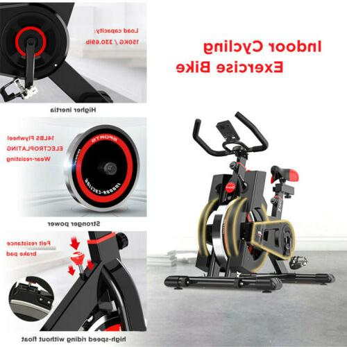 Cycle Trainer Exercise Pedal Cardio Fitness