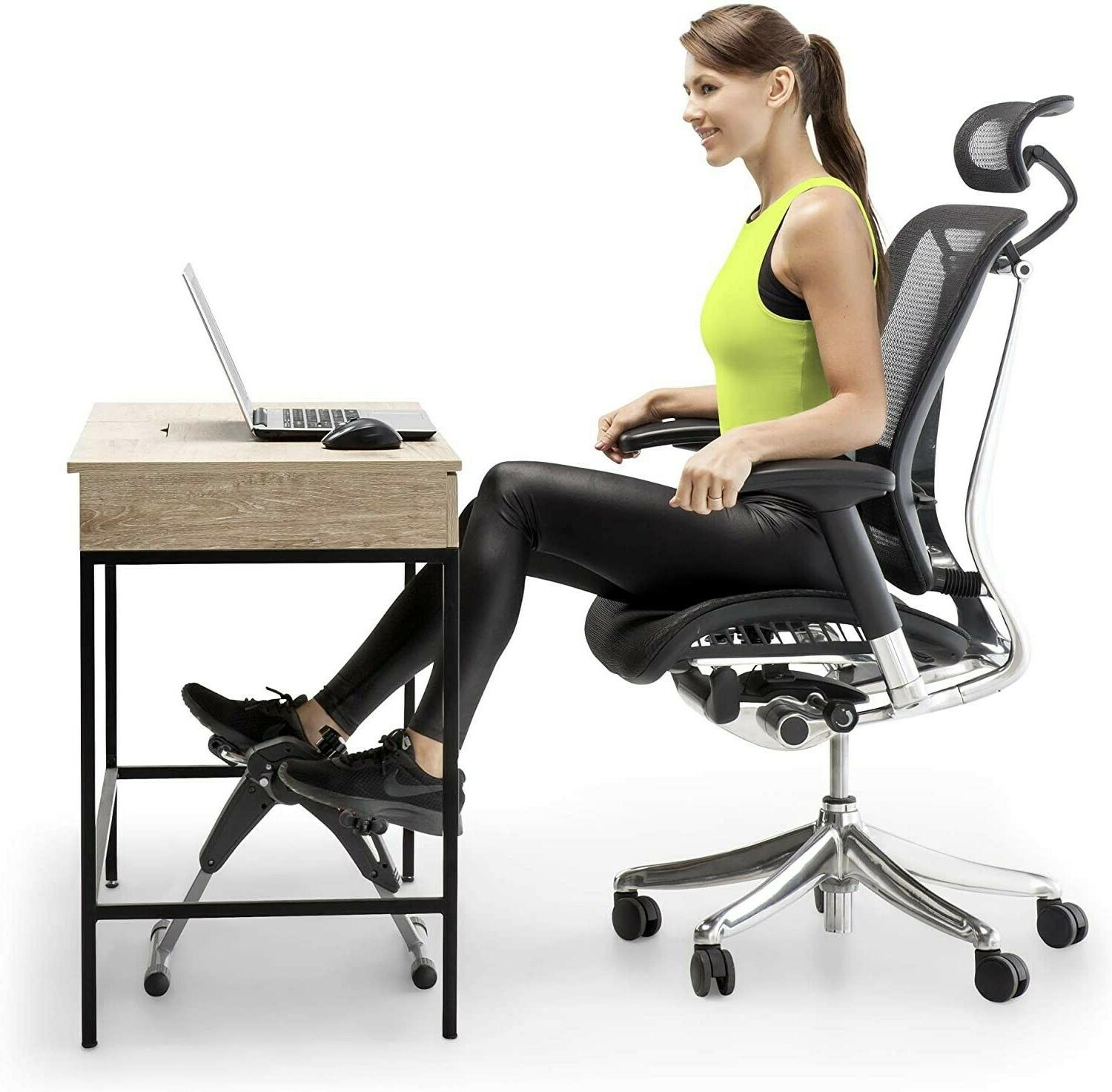 Portable Foldable and Silver Office