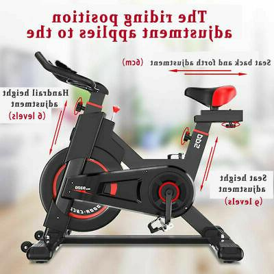 Indoor Exercise Cycling Bicycle Gym LCD