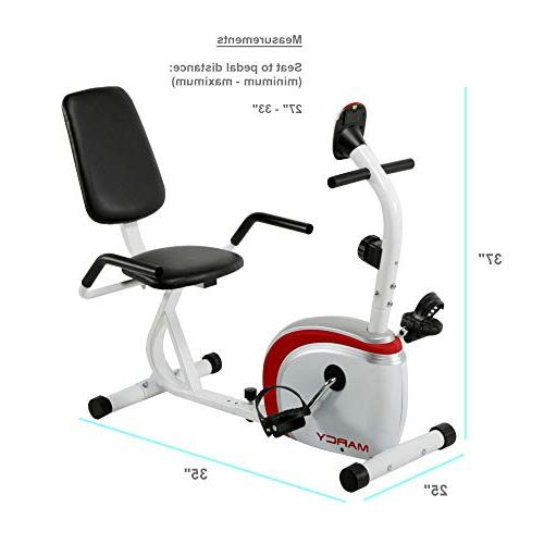 Marcy Bike with Magnetic Pulse