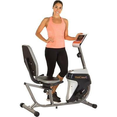 Recumbent Exercise Tension Resistance Workout Goal